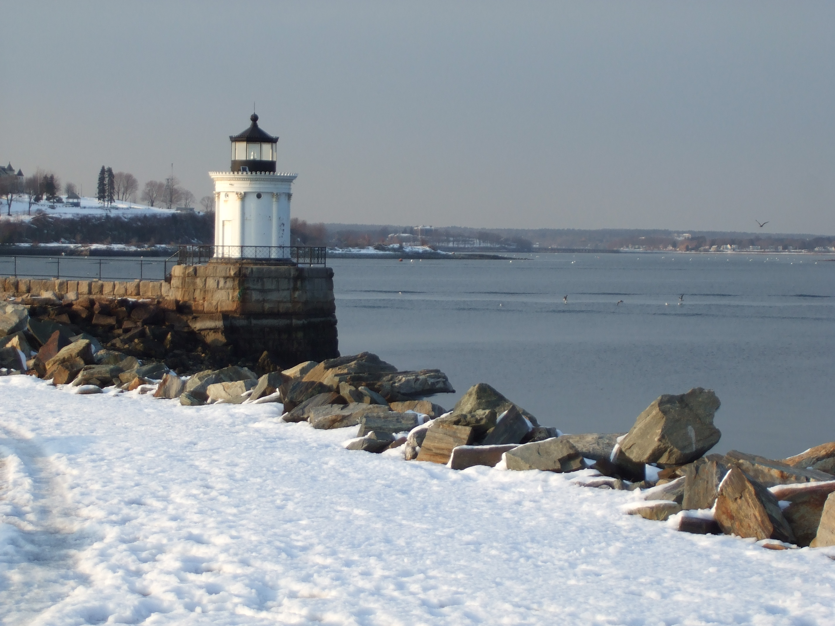 Portland Breakwater Light - Kathy C.
